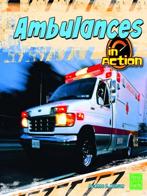 cover image of Ambulances in Action