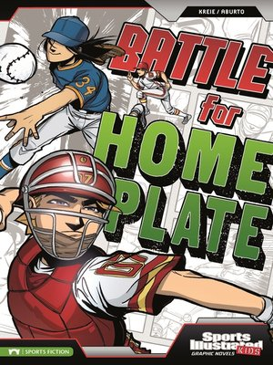 cover image of Battle for Home Plate