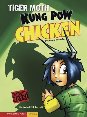 cover image of Kung Pow Chicken