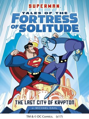 cover image of The Last City of Krypton