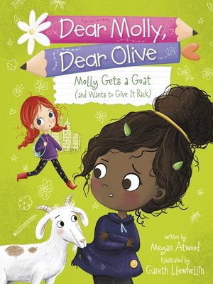cover image of Molly Gets a Goat (and Wants to Give It Back)
