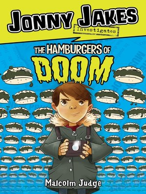 cover image of Jonny Jakes Investigates the Hamburgers of Doom