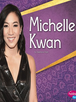 cover image of Michelle Kwan