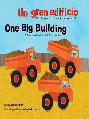 cover image of Un gran edificio/One Big Building