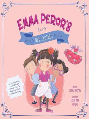 cover image of Emma Peror's New Clothes