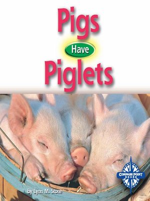 cover image of Pigs Have Piglets