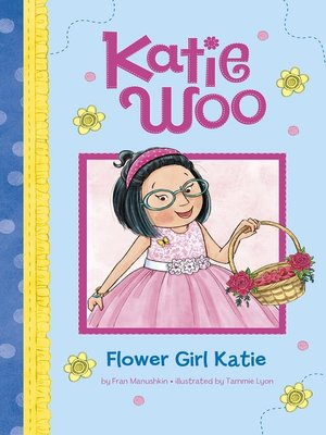 cover image of Flower Girl Katie