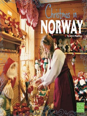 cover image of Christmas in Norway