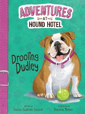 cover image of Drooling Dudley