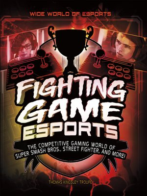 cover image of Fighting Game Esports