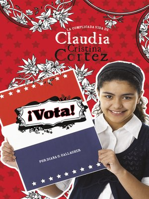 cover image of ¡Vota!