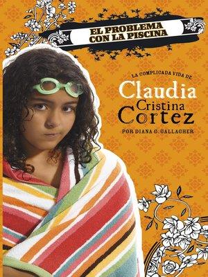 cover image of El problema con la piscina
