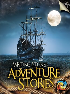cover image of Adventure Stories