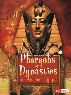 cover image of Pharaohs and Dynasties of Ancient Egypt