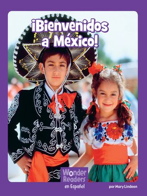 cover image of ¡ ¡Bienvenidos a México!