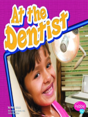 cover image of At the Dentist