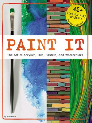cover image of Paint It