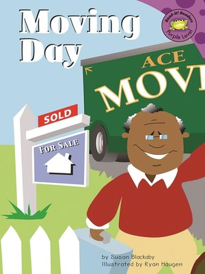 cover image of Moving Day