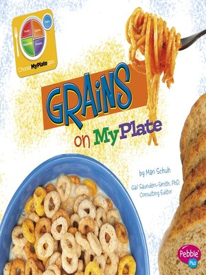 cover image of Grains on MyPlate