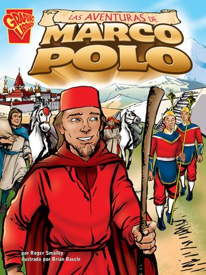 cover image of Las aventuras de Marco Polo
