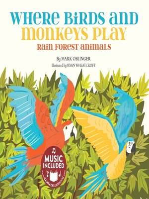 cover image of Where Birds and Monkeys Play