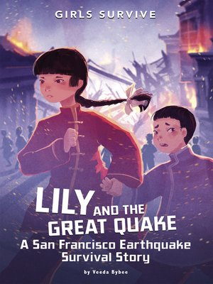 cover image of Lily and the Great Quake