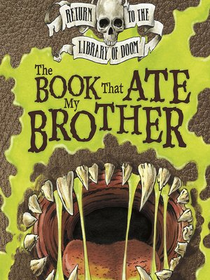 cover image of The Book That Ate My Brother