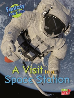 cover image of A Visit to a Space Station