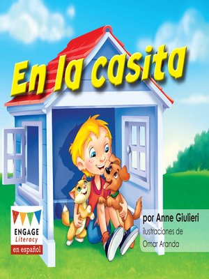 cover image of En la casita