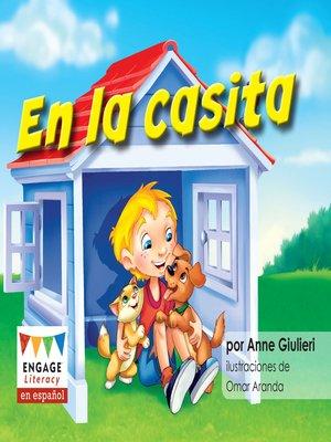 cover image of En la casita