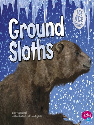 cover image of Ground Sloths