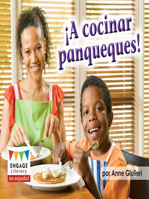 cover image of ¡A cocinar panqueques!