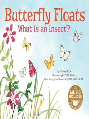 cover image of Butterfly Floats