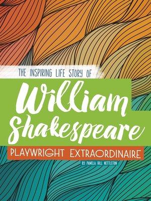 cover image of William Shakespeare