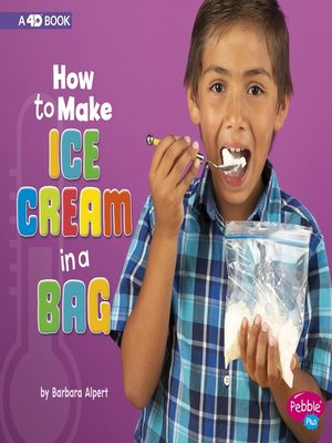 cover image of How to Make Ice Cream in a Bag