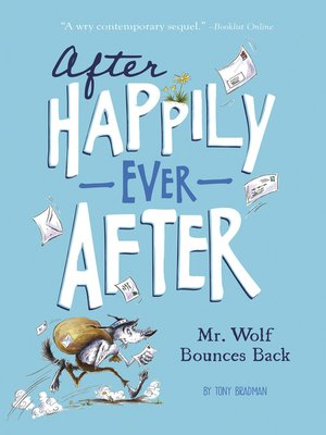 cover image of Mr. Wolf Bounces Back