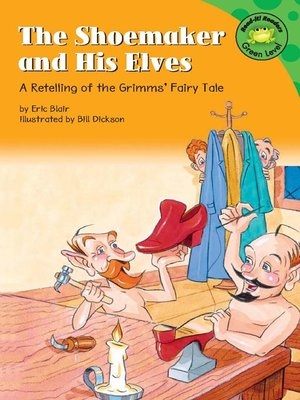 cover image of The Shoemaker and His Elves