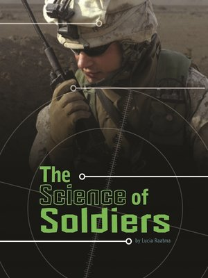 cover image of The Science of Soldiers