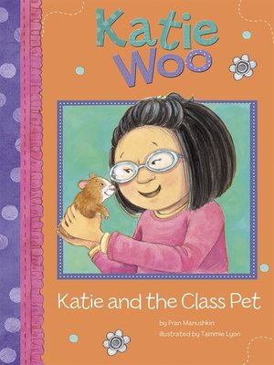 cover image of Katie and the Class Pet