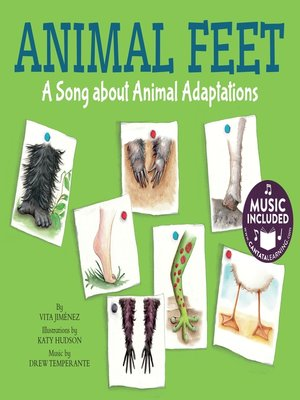 cover image of Animal Feet