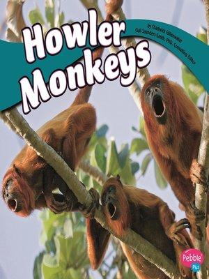 cover image of Howler Monkeys
