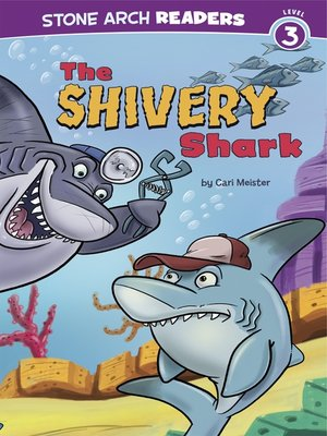 cover image of The Shivery Shark