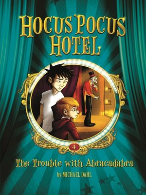 cover image of The Trouble with Abracadabra