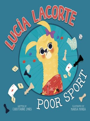 cover image of Lucia Lacorte, Poor Sport