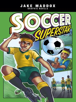 cover image of Soccer Superstar
