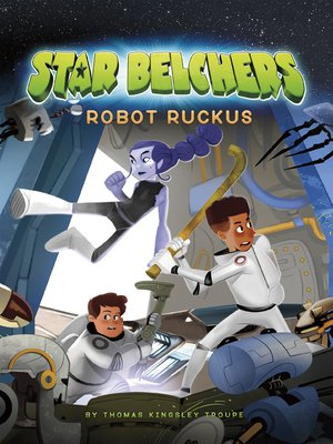 cover image of Robot Ruckus