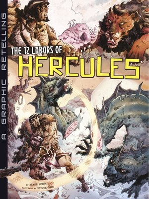 cover image of The 12 Labors of Hercules