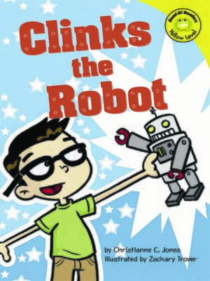 cover image of Clinks the Robot
