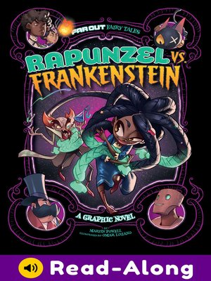 cover image of Rapunzel vs. Frankenstein