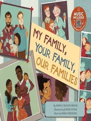 cover image of My Family, Your Family, Our Families